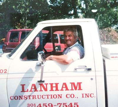 Fred Lanham
